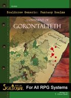 Scaldcrow Generic: Goron'Talteth