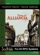 Scaldcrow Generic: Town of Alliancia