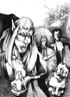Scaldcrow Stockart #6