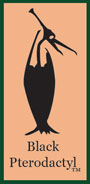 Black Pterodactyl
