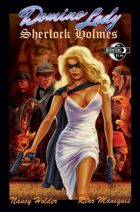 Domino Lady — Sherlock Holmes #1