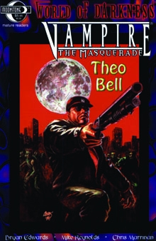 Vampire the Masquerade: Theo Bell