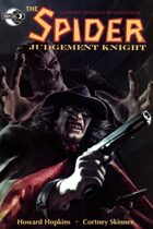 The Spider: Judgement Knight #3A