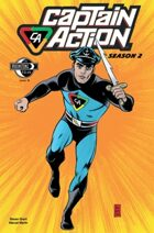 Captain Action Season 2, #1(B)