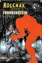 Kolchak Tales: Frankenstein Agenda #1