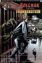 Kolchak Tales: Frankenstein Agenda #3