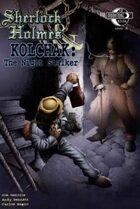 Sherlock Holmes & Kolchak: The Night Stalker #2A