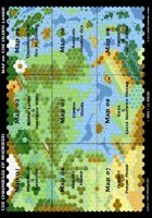 Chronicles of Mhoriedh Map 00 Olden Lands Continent