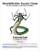 Labyrinth Lord: Marilith-Kin Racial Class