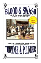Blood & Swash Thunder & Plunder