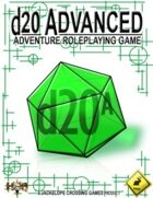 d20 Advanced Adventure Roleplaying Game