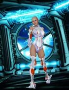 Scifi Woman Stock Pack