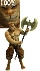 1 USD Stock :Lion Warrior