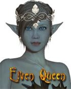 Elven Queen Stock Pack