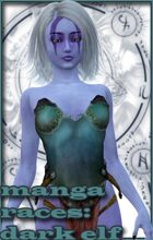 Manga Races: Dark Elves