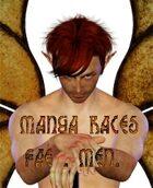 Manga Races: Fae (Men)