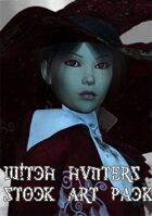 Witch Hunter Stock Pack