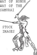 Way of the Samurai Stock/Clipart Pack