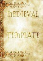 Template: Codex