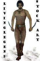 "Living Legends #2: ""Dagger"""