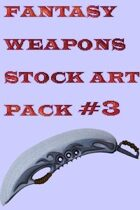 Fantasy Weapons Stock Art Pack 3