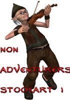Non Adventurers Stock Pack #1