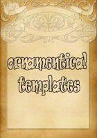 Ornamentical Templates