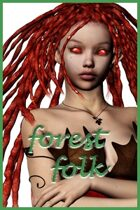 Forest Folks; Paper minis and Stock art