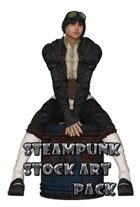 Steampunk Stock Art Pack