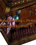 Random Magic Items Stock Pack 1