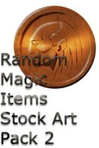 Random Magic Items Stock Pack 2