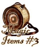 Random Magic Items#3