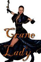 Crane Lady Stock Art Pack
