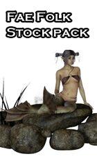 Fae Folk Stock Art Pack