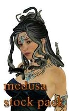 Medusa Stock Art Pack