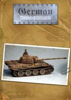 World at War: German Vehicle Compendium