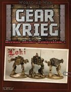 Gear Krieg: German Walker Compendium I: Loki