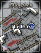 Dungeon Tile Set: The Lair