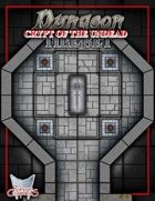 Dungeon Tile Set: Crypt of The Undead