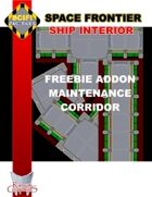 Space Frontier: Ship Interior Free Addon