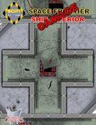 Space Frontier: Damage Ship Interior