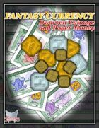 Fantasy Currency: Dwarven Coinage and Paper Money
