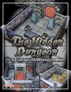 The Hidden Dungeon: A Collapsible Dungeon Set
