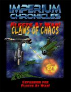 Imperium Chronicles - Fleets at War: Claws of Chaos