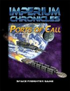 Imperium Chronicles - Ports of Call: Printed Counters