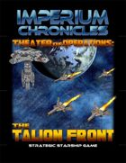 Theater of Operations: The Talion Front - Printed Components