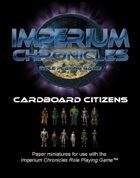 Imperium Chronicles Role Playing Game - Cardboard Citizens