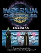Imperium Chronicles Role Playing Game - Psi Lords