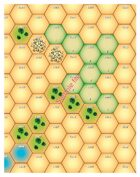Hex Grid Map