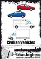 Vehicles for Modern 28mm wargaming